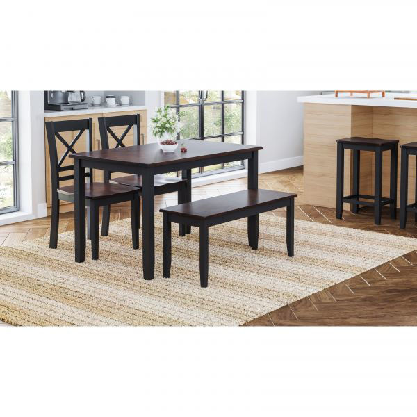 Picture of 4-PACK TABLE,BENCH,2-SIDES