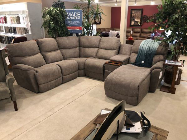 Picture of TROUPER SECTIONAL