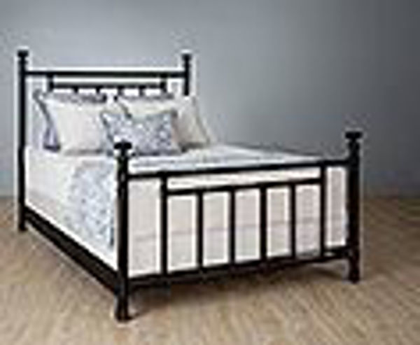 Picture of BLAKE QUEEN COMPLETE BED