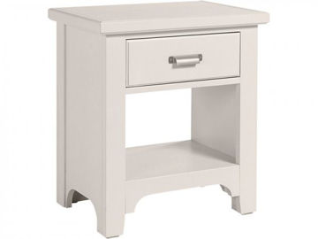 Picture of BUNGALOW ONE DRAWER NIGHTSTAND