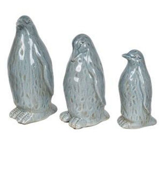 Picture of LARGE PENGUIN STATUE