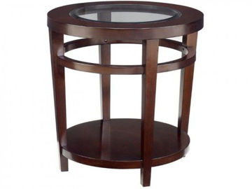 Picture of URBANA ROUND END TABLE