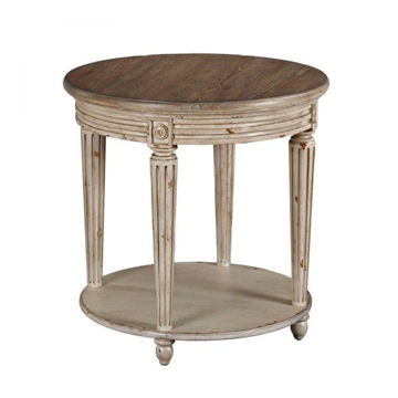 Picture of SOUTHBURY ROUND END TABLE
