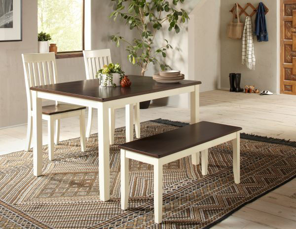 Picture of DECATUR LANE 4PC DINING SET
