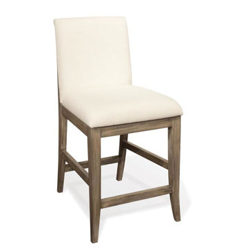 Picture of SOPHIE UPHOLSTERED COUNTER STOOL