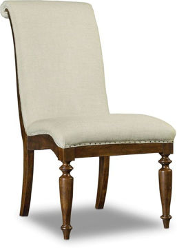 Picture of ARCHIVIST UPHOLSTERED SIDE CHAIR
