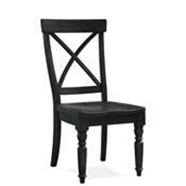 Picture of MCKENZIE X-BACK SIDE CHAIR