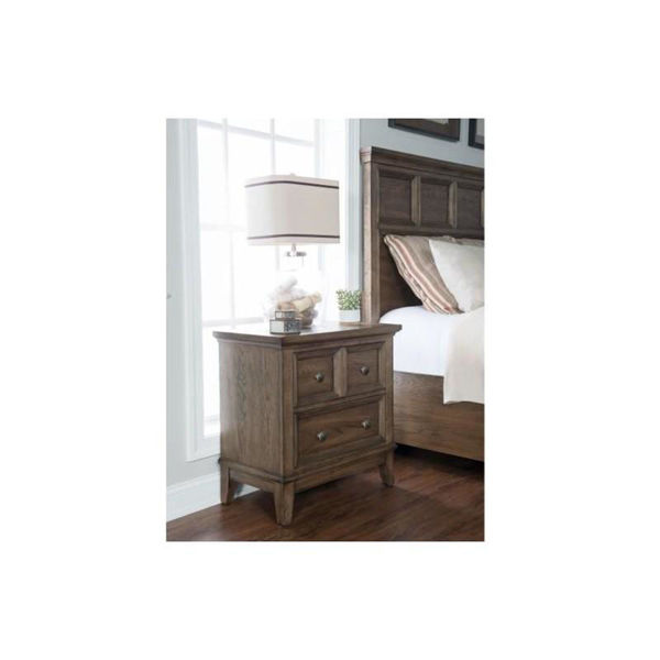 Picture of FOREST HILLS 2-DRAWER NIGHTSTAND