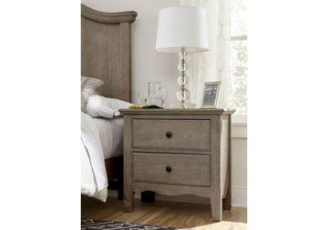 Picture of CASUAL RETREAT 2 DRAWER NIGHT STAND