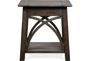 Picture of HELMSLEY CHAIRSIDE TABLE