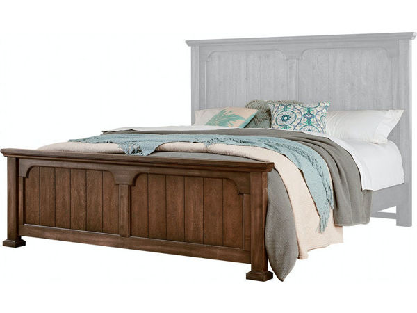 Picture of GRAYSON MANOR QUEEN SIZE PANEL FOOTBOARD