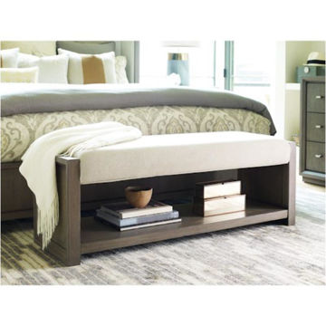 Picture of RACHAEL RAY HOME  UPHOLSTERED BENCH