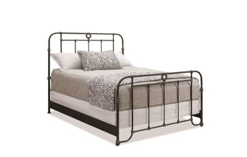 Picture of WELLINGTON COMPLETE QUEEN  BED