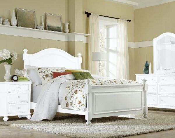 Picture of MADISON TWIN SIZE LOW POST FOOTBOARD