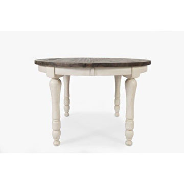 Picture of MADISON COUNTY OVAL LEG TABLE