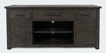 "Picture of MADISON COUNTY 70"" BARNDOOR CONSOLE"