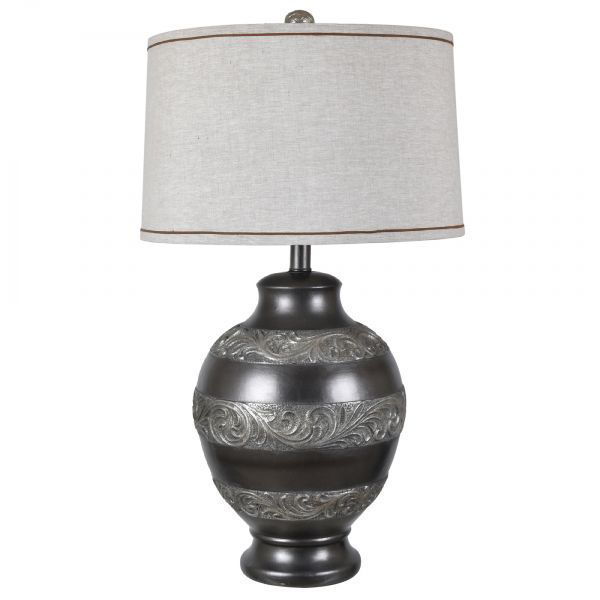 Picture of SILVER CREEK TABLE LAMP
