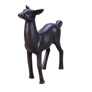 Picture of DOE STATUE