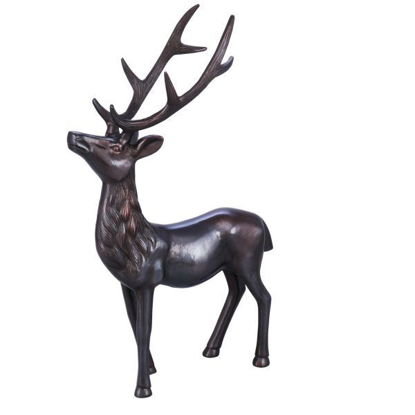 Picture of MEDIUM BUCK STATUE