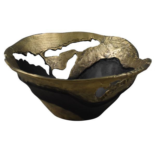 Picture of WILLOW GOLD MED. BOWL