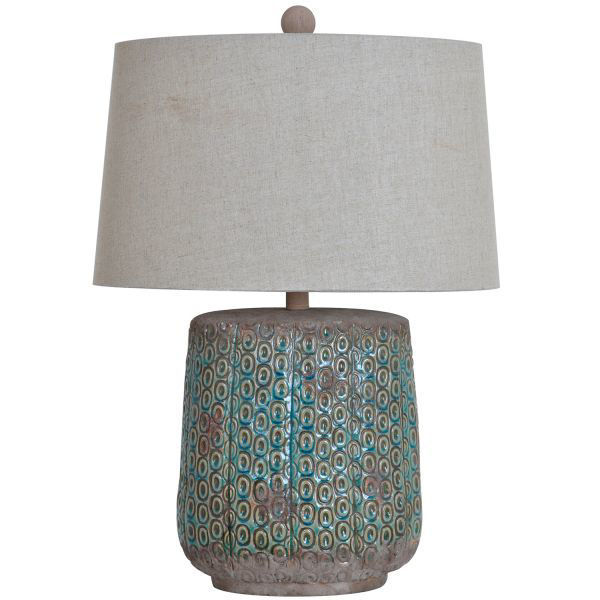 Picture of DUNCAN TABLE LAMP