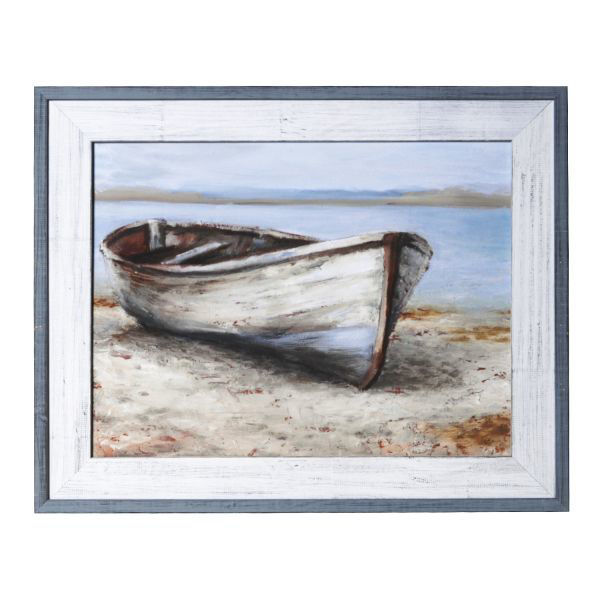 Picture of WHITEWASHED BOAT 1
