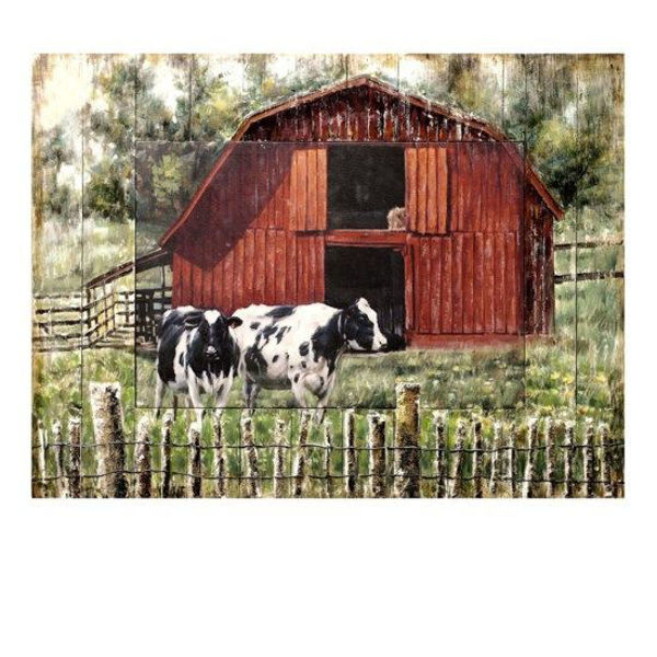 Picture of RED BARN