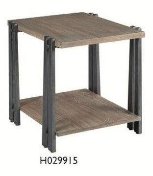 Picture of PASADENA RECTANGULAR END TABLE