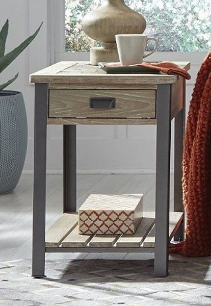 Picture of 9918 COLLECTION RECTANGULAR END TABLE