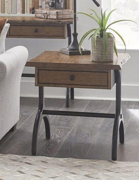 Picture of 1219 SERIES RECTANGULAR END TABLE