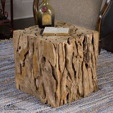 Picture of TEAK ROOT BUNCHING CUBE