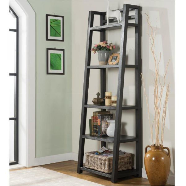 Picture of PERSPECTIVES LEANING BOOKCASE