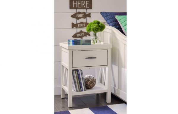Picture of LAKE HOUSE OPEN NIGHTSTAND