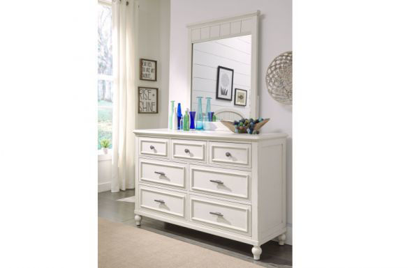 Picture of LAKE HOUSE 7 DRAWER DRESSER