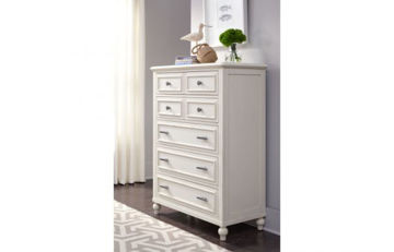 Picture of LAKE HOUSE 5 DRAWER CHEST
