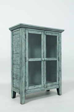 Picture of RUSTIC SHORES 2-DOOR ACCENT CABINET