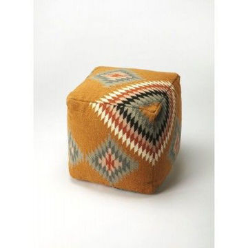 Picture of DONOMA MOUNTAIN LODGE POUFFE