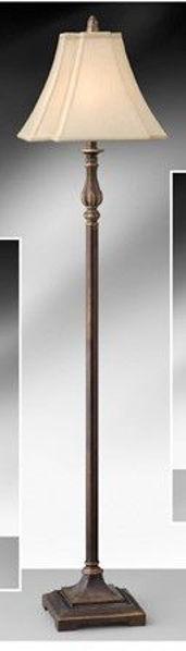Picture of GOLDEN BRONZE FLOOR LAMP