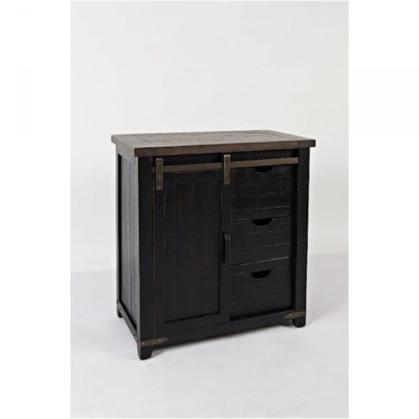"""Picture of MADISON COUNTY  32"""" BARNDOOR CHEST"""