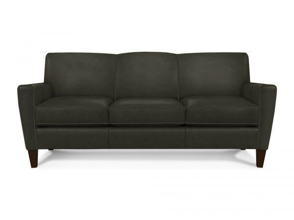 Picture of COLLEGEDALE LEATHER SOFA
