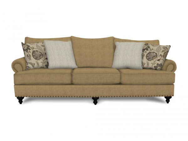 Picture of ROSALIE SOFA WITH NAILS