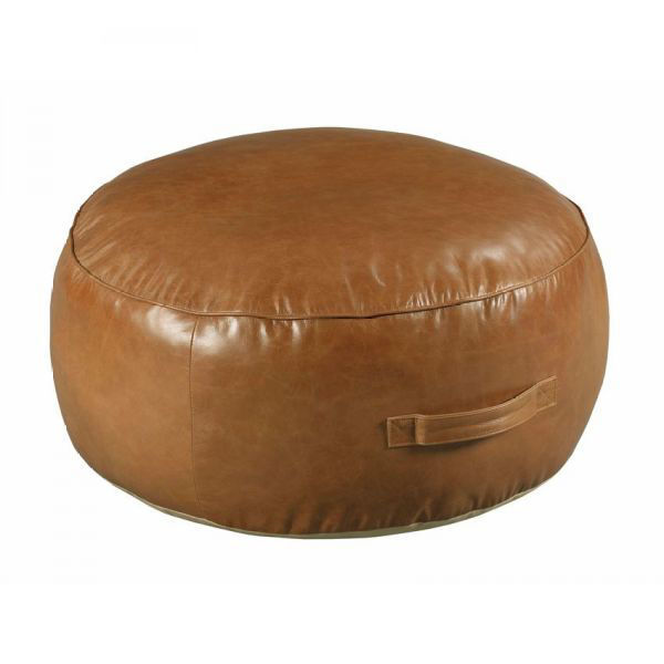 Picture of HIDDEN TREASURE ROUND POUF