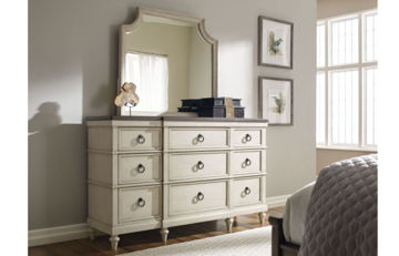 Picture of BROOKHAVEN 9-DRAWER DRESSER