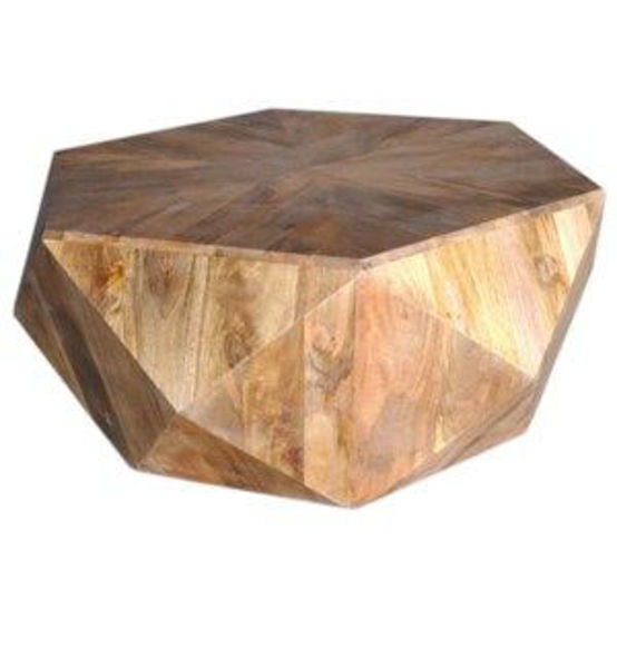 Picture of PLEASANT HILL HEXAGON COCKTAIL TABLE