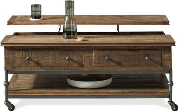Picture of REVIVAL LIFT-TOP COCKTAIL TABLE