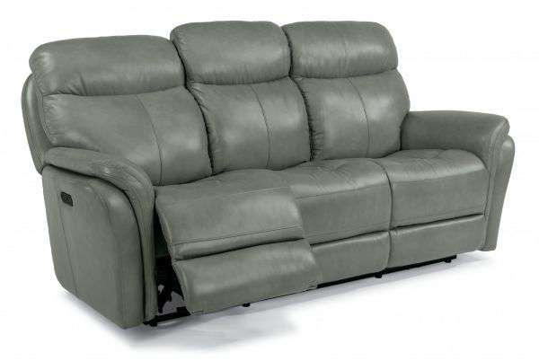 Picture of ZOEY POWER RECLINING SOFA W/POWER HEADREST
