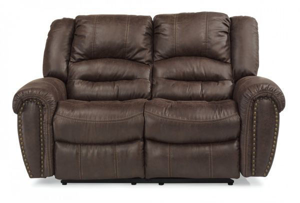 Picture of TOWN POWER RECLINING LOVE W/POWER HEADREST