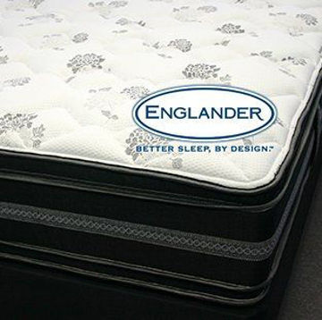 Picture of HAMPSTEAD PLUSH TWIN SIZE MATTRESS