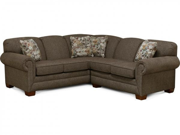 Picture of MONROE 3PC LEATHER SECTIONAL