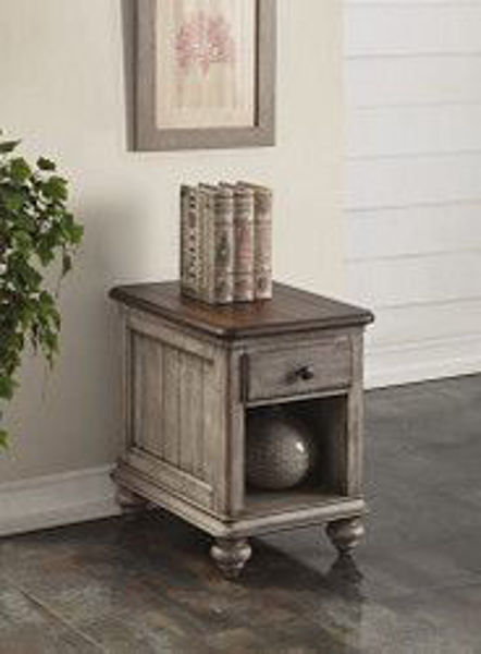 Picture of PLYMOUTH CHAIRSIDE TABLE